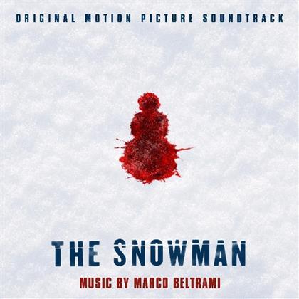 Marco Beltrami - The Snowman - Original Soundtrack (Digipack)
