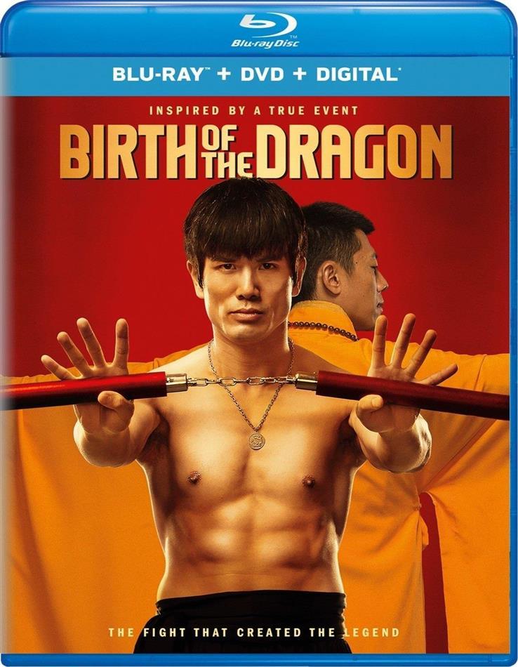 Birth Of The Dragon (2016) (Blu-ray + DVD)