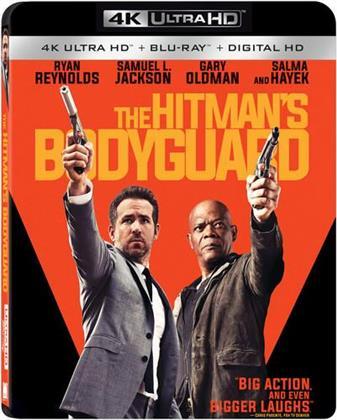 Hitman's Bodyguard (2017) (4K Ultra HD + Blu-ray)