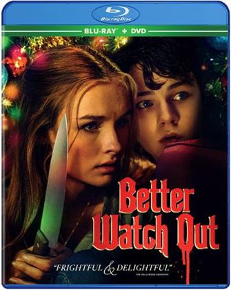 Better Watch Out (2016) (Blu-ray + DVD)