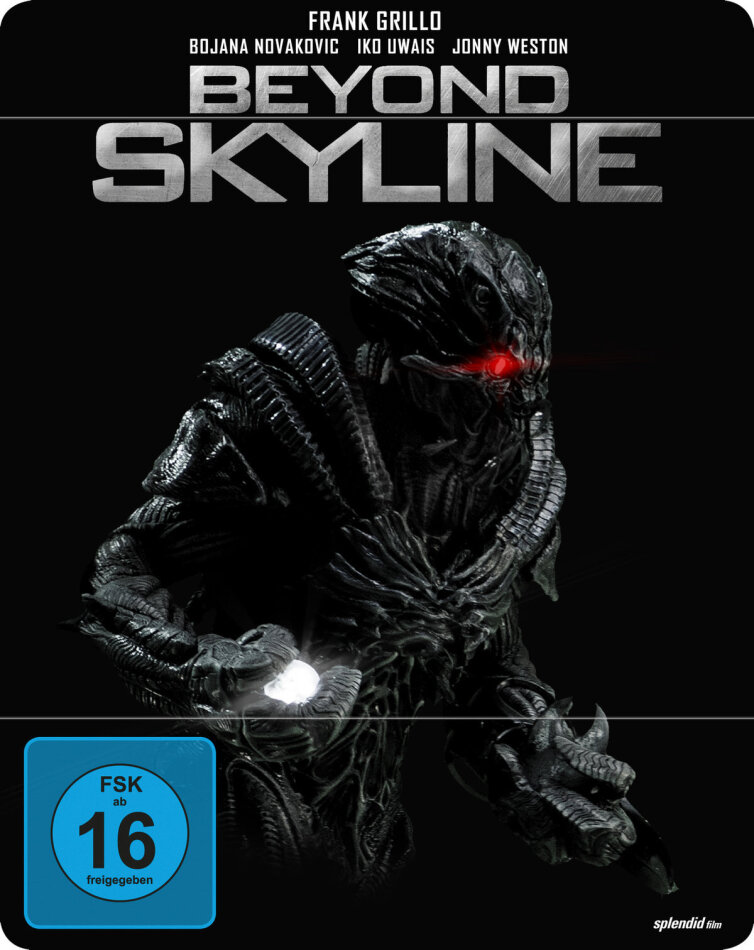 Beyond Skyline (2017) (Steelbook)