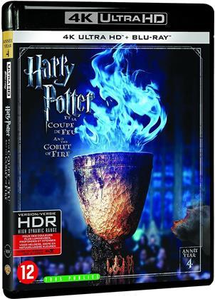 Harry Potter et la Coupe de Feu (2005) (4K Ultra HD + Blu-ray)