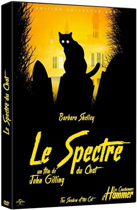 Le spectre du chat (1961) (Collection Les Cauchemars de la Hammer, Edition Collector, s/w)