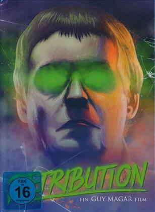 Retribution (1987) (Edizione Limitata, Mediabook, Unrated, Blu-ray + DVD)