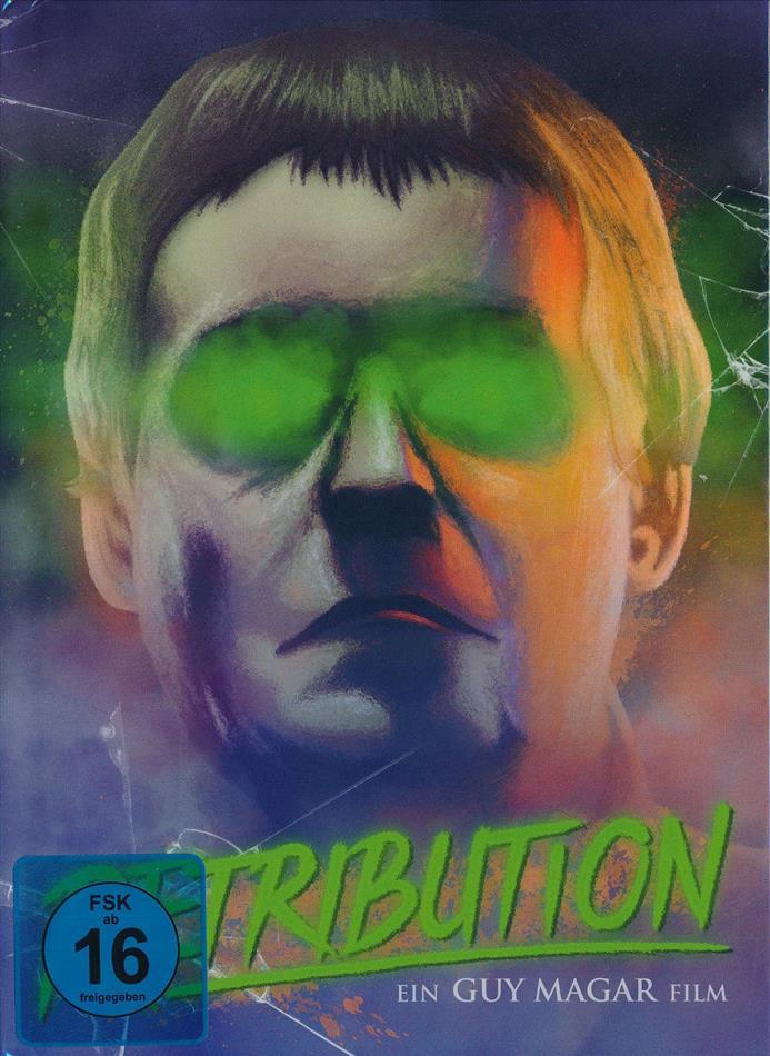 Retribution (1987) (Limited Edition, Mediabook, Unrated, Blu-ray + DVD)