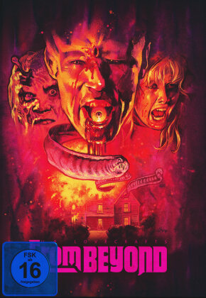 From Beyond (1986) (Limited Edition, Mediabook, Special Edition, Uncut, Blu-ray + DVD)