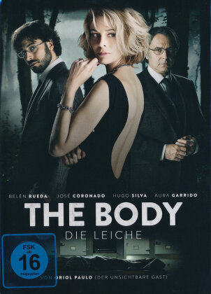 The Body - Die Leiche (2012) (Limited Edition, Mediabook, Special Edition, Uncut, Blu-ray + DVD)