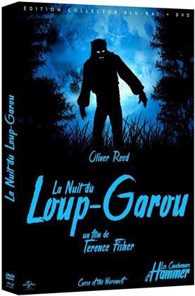 La nuit du loup-garou (1961) (Les Cauchemars de la Hammer, Collector's Edition, Blu-ray + DVD)