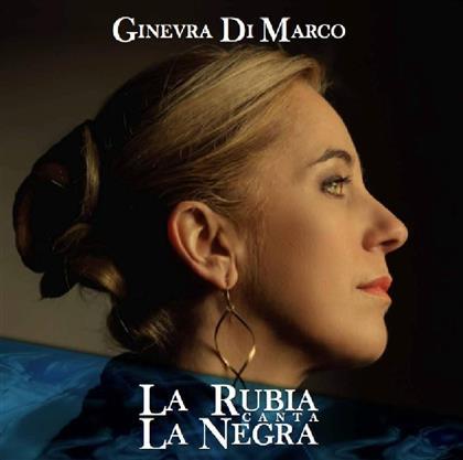 Ginevra Di Marco - La Rubia Canta La Negra (LP)