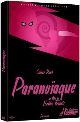Paranoïaque (1963) (Collection Les Cauchemars de la Hammer, Edition Collector, s/w)