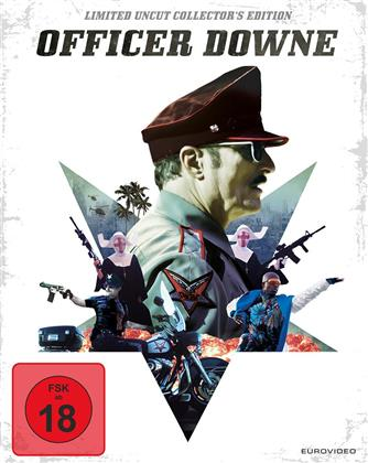 Officer Downe (2016) (Collector's Edition, Limited Edition, Steelbook, Uncut)