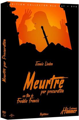 Meurtre par procuration (1964) (Collection Les Cauchemars de la Hammer, Edition Collector, n/b, Blu-ray + DVD)