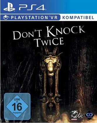 Don't Knock Twice VR (German Edition)