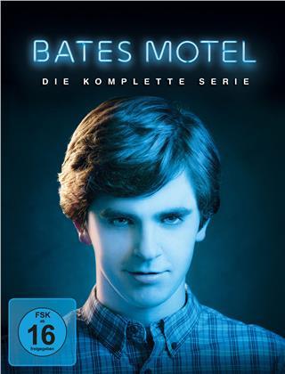 Bates Motel - Die komplette Serie (Lenticular, 15 DVDs)