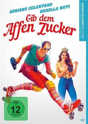 Gib dem Affen Zucker (1981) (Adriano Celentano Collection)