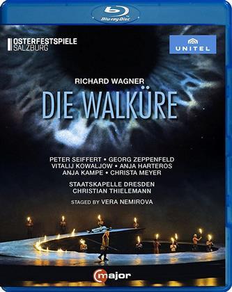 Sächsische Staatskapelle Dresden, Christian Thielemann, … - Wagner - Die Walküre (C Major, Unitel Classica)