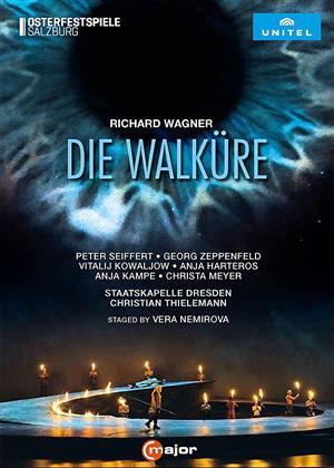 Sächsische Staatskapelle Dresden, Christian Thielemann, … - Wagner - Die Walküre (C Major, Unitel Classica, 2 DVDs)