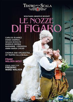 Orchestra of the Teatro alla Scala, Franz Welser-Möst, … - Mozart - Le nozze di Figaro (C Major, 2 DVDs)