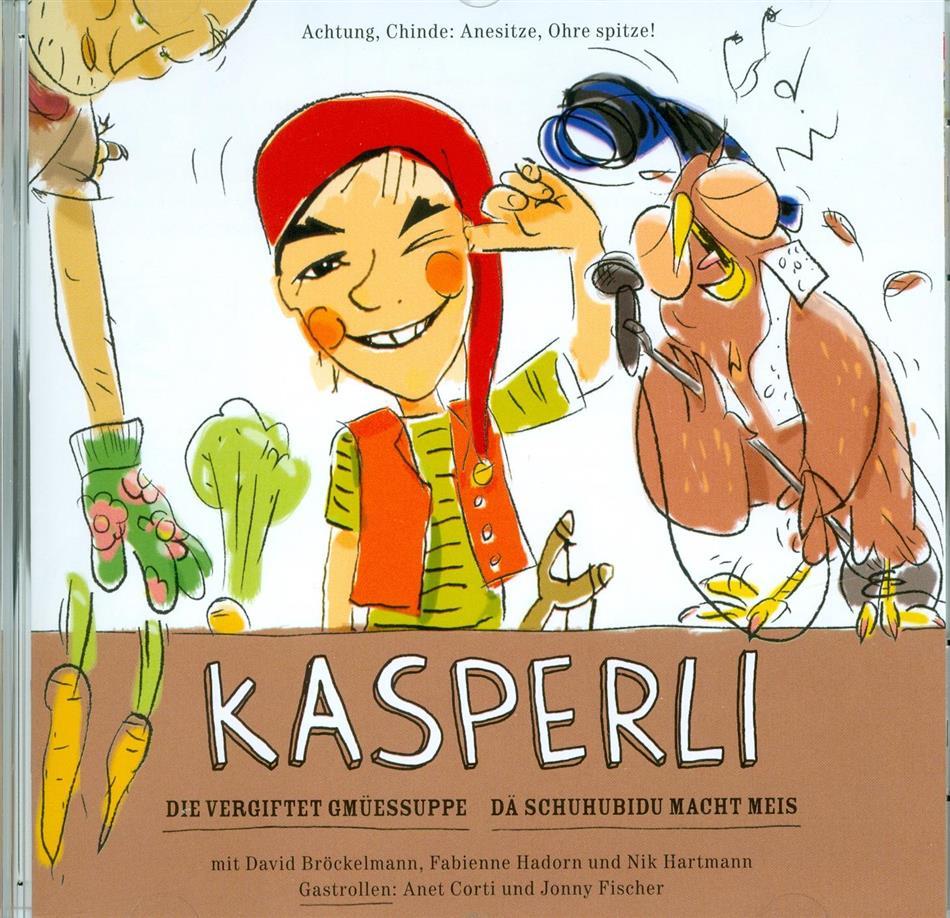 Kasperli - Die Vergiftet Gmüessuppe/De Schuhubidu Macht Meis