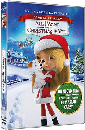 Mariah Carey - All I Want For Christmas Is You (2017)