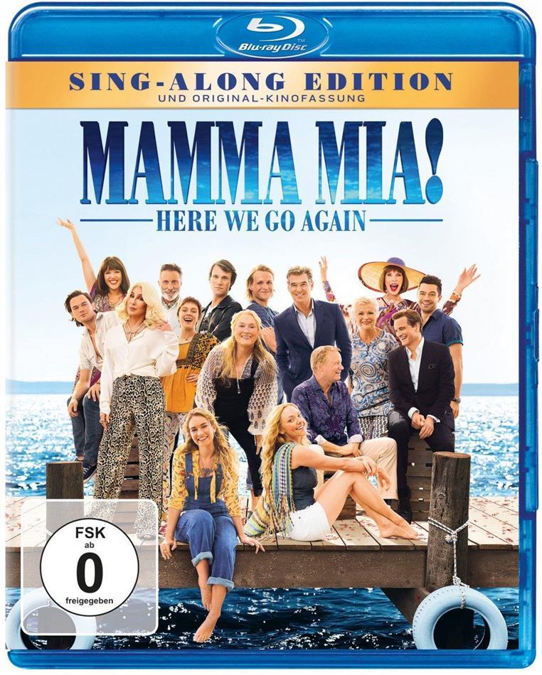 Mamma Mia! 2 - Here We Go Again (2018) (Sing-Along Edition, Kinoversion)