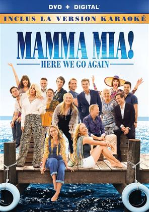 Mamma Mia! 2 - Here We Go Again (2018) (Karaoke Edition)