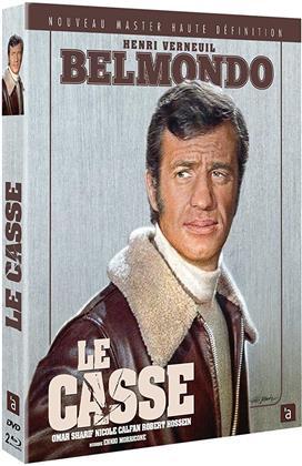 Le casse (1971) (Mediabook, 2 Blu-rays + DVD)