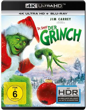Der Grinch (2000) (4K Ultra HD + Blu-ray)