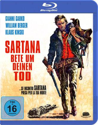 Sartana - Bete um deinen Tod (1968) (Schuber, Restaurierte Fassung, Uncut)