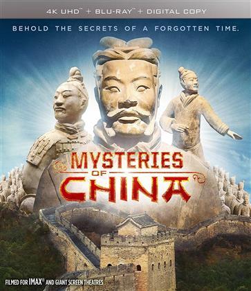 Mysteries Of China (Imax, 4K Ultra HD + Blu-ray)