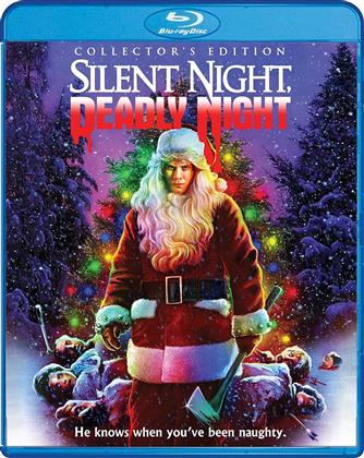 Silent Night, Deadly Night (1984) (Collector's Edition, 2 Blu-rays)