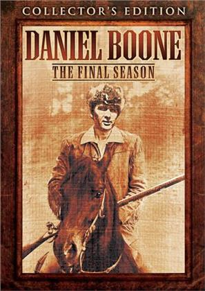 Daniel Boone - Season 6 - The Final Season (Collector's Edition, 6 DVD)
