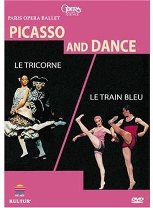 Paris Opera Ballet, Orchestre des Concerts Lamoureux & David Coleman - Picasso And Dance