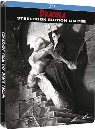Dracula (1931) (s/w, Limited Edition, Steelbook)