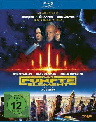 Das fünfte Element (1997) (4K Mastered)