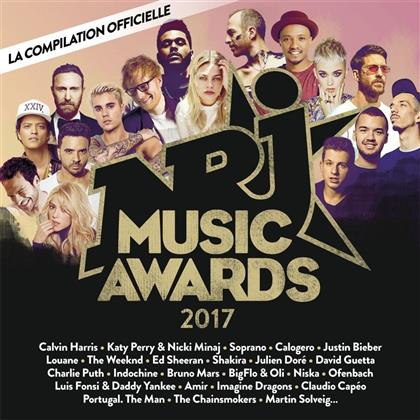 Nrj Music Awards 2017 (3 CDs)
