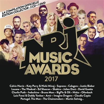 Nrj Music Awards 2017 (3 CDs + DVD)