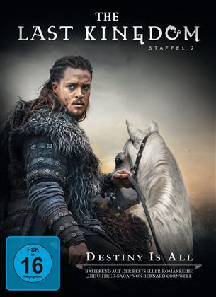 The Last Kingdom - Staffel 2 (4 DVDs)