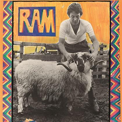 Paul McCartney & Linda McCartney - Ram (2017 Reissue)