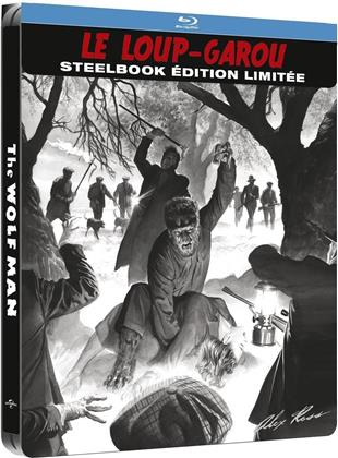 The Wolf Man (1941) (s/w, Limited Edition, Steelbook)