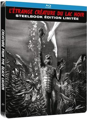 L'etrange créature du Lac Noir (1954) (Monster Collection, s/w, Limited Edition, Restaurierte Fassung, Steelbook)