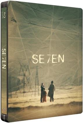 Seven (1995) (Limited Edition, Steelbook)
