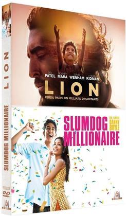 Lion / Slumdog Millionnaire (2 DVDs)