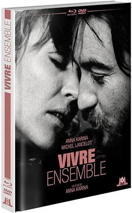 Vivre ensemble (1973) (Mediabook, Blu-ray + DVD)