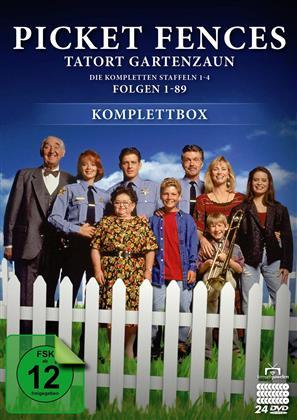 Picket Fences - Tatort Gartenzaun - Die komplette Serie (Fernsehjuwelen, 24 DVD)