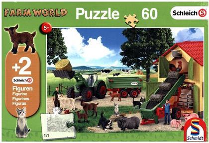 Heueinfahrt auf dem Bauernhof [60 Teile] (inkl. Original-Figuren)
