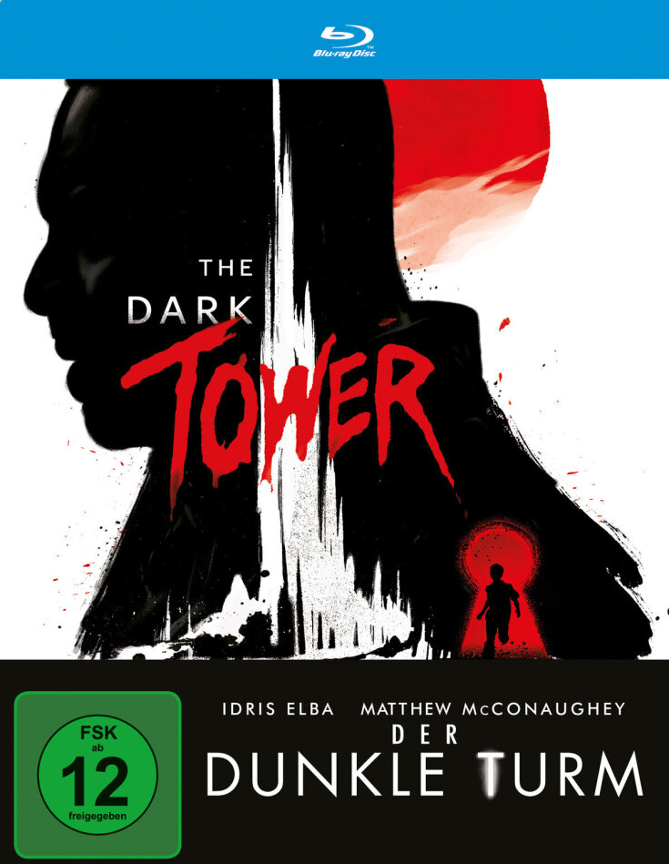 Der dunkle Turm (2017) (Project Pop Art Edition, Limited Edition, Steelbook)