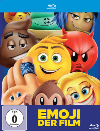 Emoji - Der Film (2017) (Limited Edition, Steelbook)