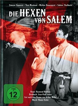Die Hexen von Salem (1957) (s/w, Kinoversion, Langfassung, 2 DVDs)