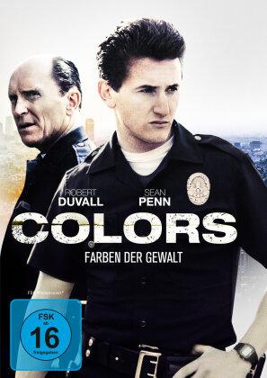 Colors - Farben der Gewalt (1988) (Extended Edition, Neuauflage)